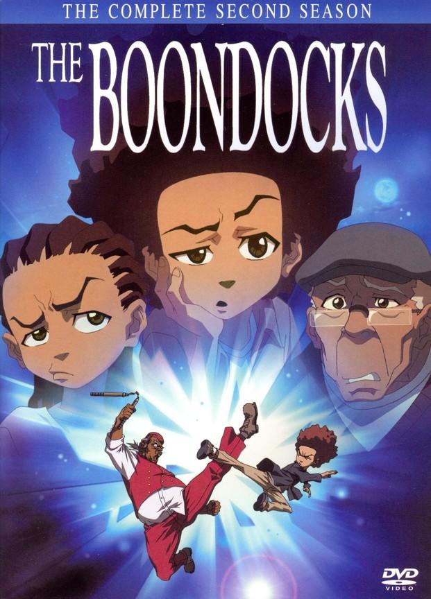 The Boondocks - Season 2 Episode 08: Ballin'