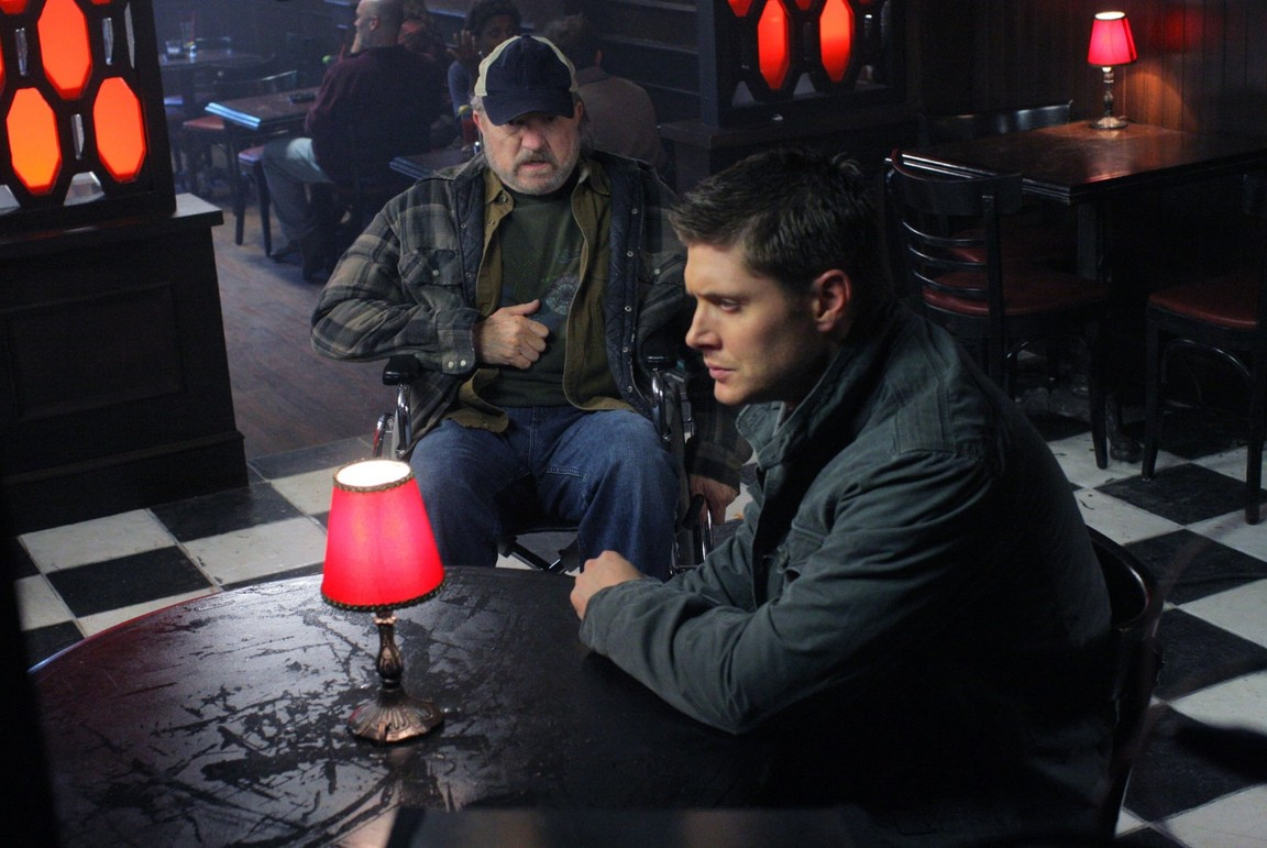 Supernatural - Season 5 Episode 07: The Curious Case of Dean Winchester