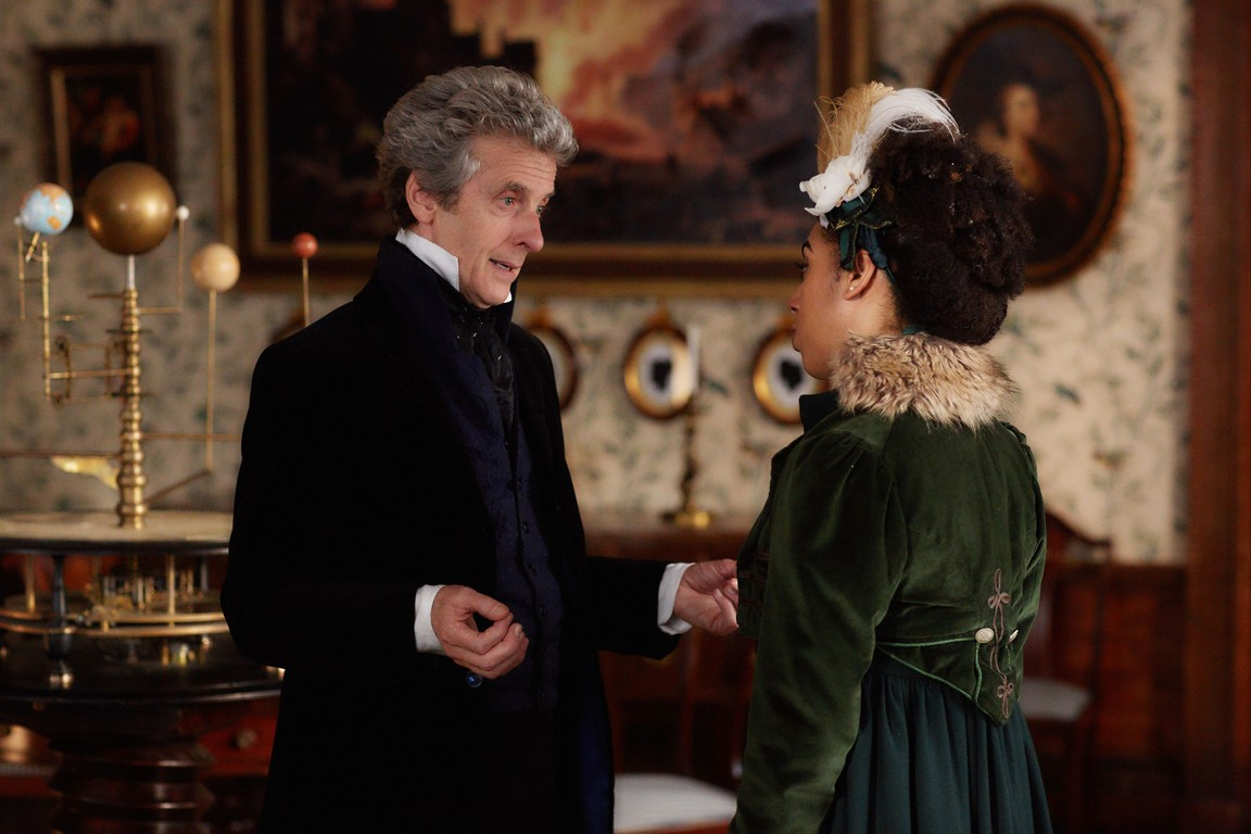 Doctor Who - Season 10 Episode 07: The Pyramid at the End of the World