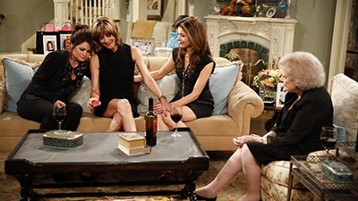 Hot in Cleveland - Season 5 Episode 04: The Undead