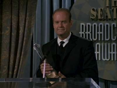 Frasier - Season 8 Episode 09: Frasier's Edge