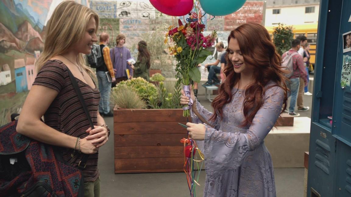 Faking It - Season 2 Episode 05: Present Tense
