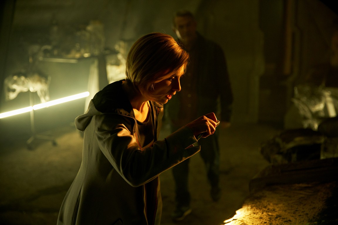 Doctor Who - Season 11 Episode 01: The Woman Who Fell to Earth