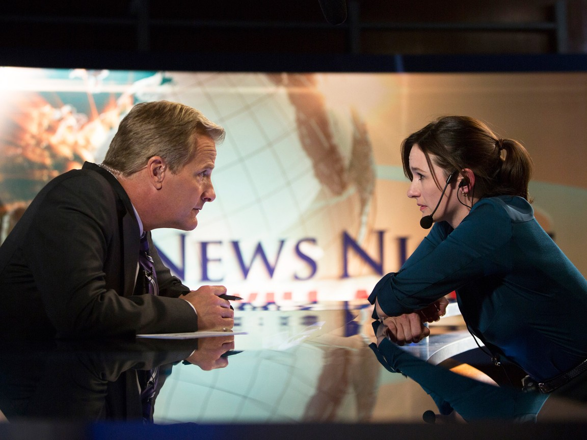The Newsroom - Season 2 Episode 05: News Night With Will McAvoy