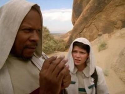 Star Trek: Deep Space Nine - Season 7 Episode 2: Shadows And Symbols