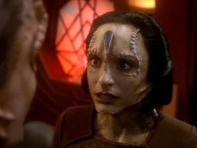 Star Trek: Deep Space Nine - Season 3 Episode 5: Second Skin
