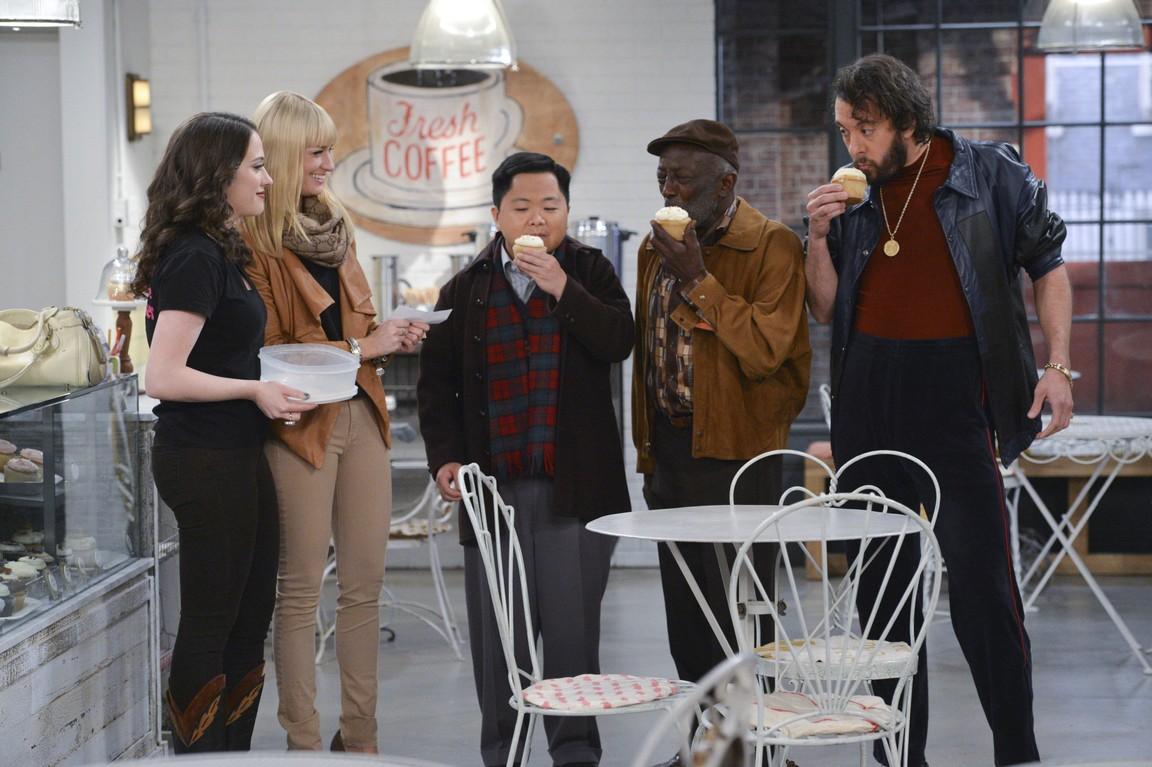 2 Broke Girls - Season 2 Episode 12:  And the High Holidays