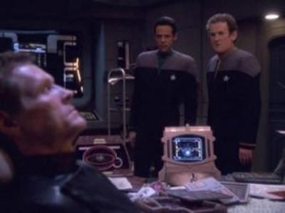 Star Trek: Deep Space Nine - Season 7 Episode 23: Extreme Measures
