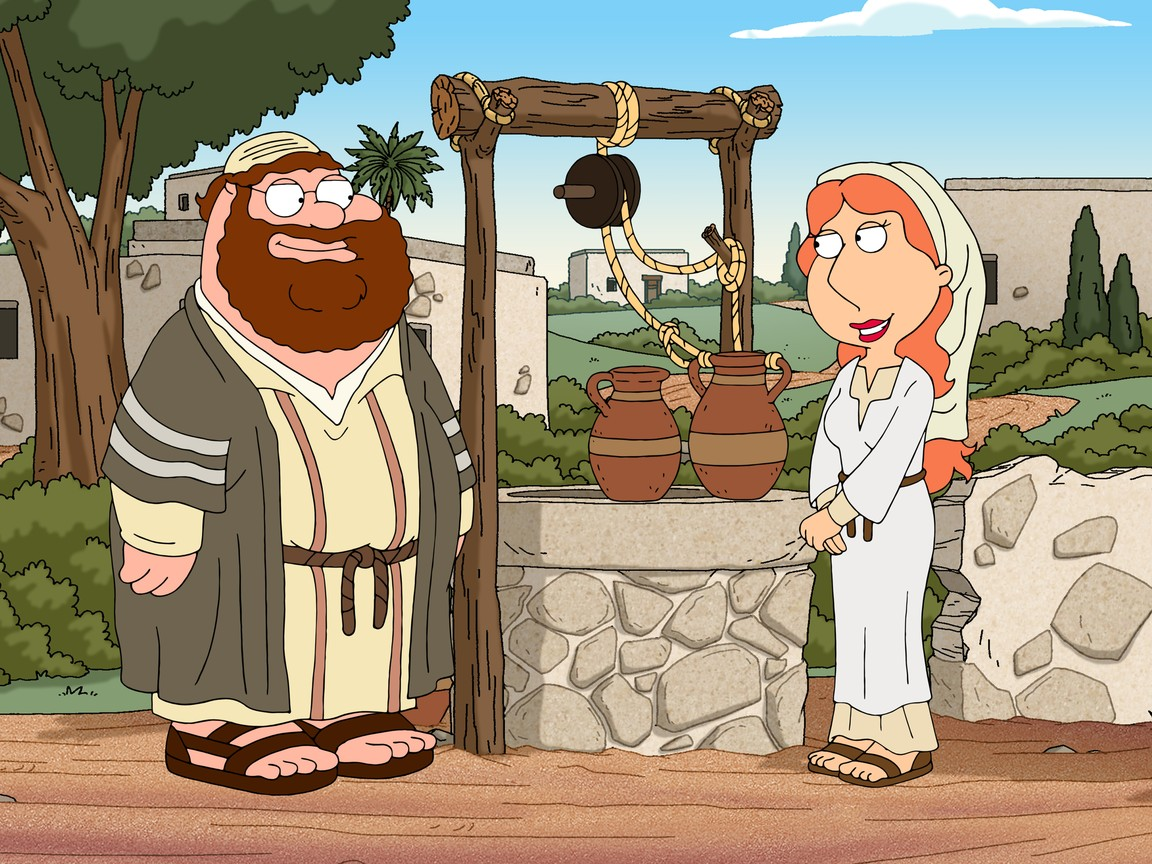 Family Guy - Season 11 Episode 8: Jesus, Mary & Joseph