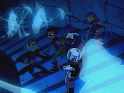 Teen Titans - Season 4 Episode 04: Cyborg the Barbarian