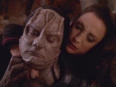 Star Trek: Deep Space Nine - Season 7 Episode 22: Tacking Into The Wind