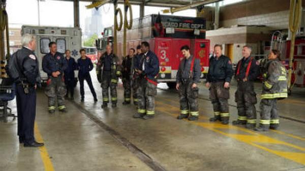 Chicago Fire - Season 3 Episode 23: Spartacus