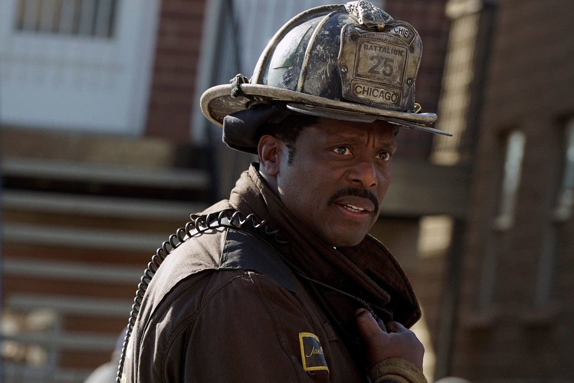 Chicago Fire - Season 5 Episode 10: The People We Meet