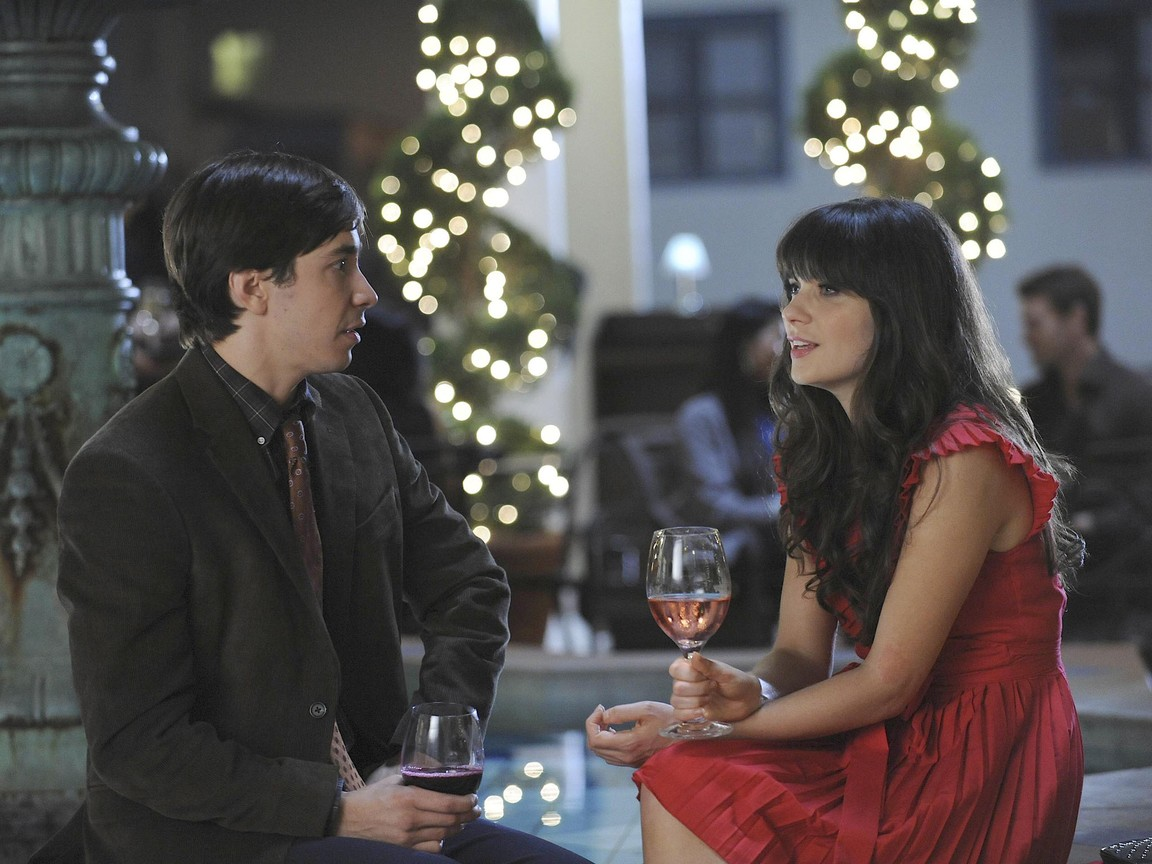 New Girl - Season 1 Episode 8: Bad in Bed
