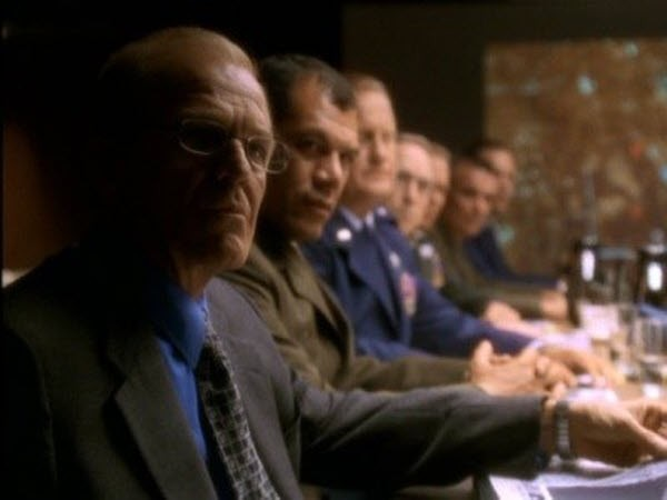 The West Wing - Season 1 Episode 03: A Proportional Response