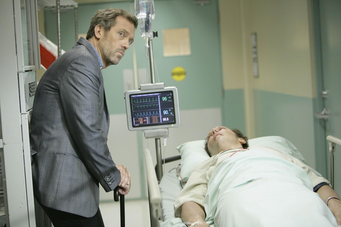 House M.D. - Season 4 Episode 08: You Don't Want to Know
