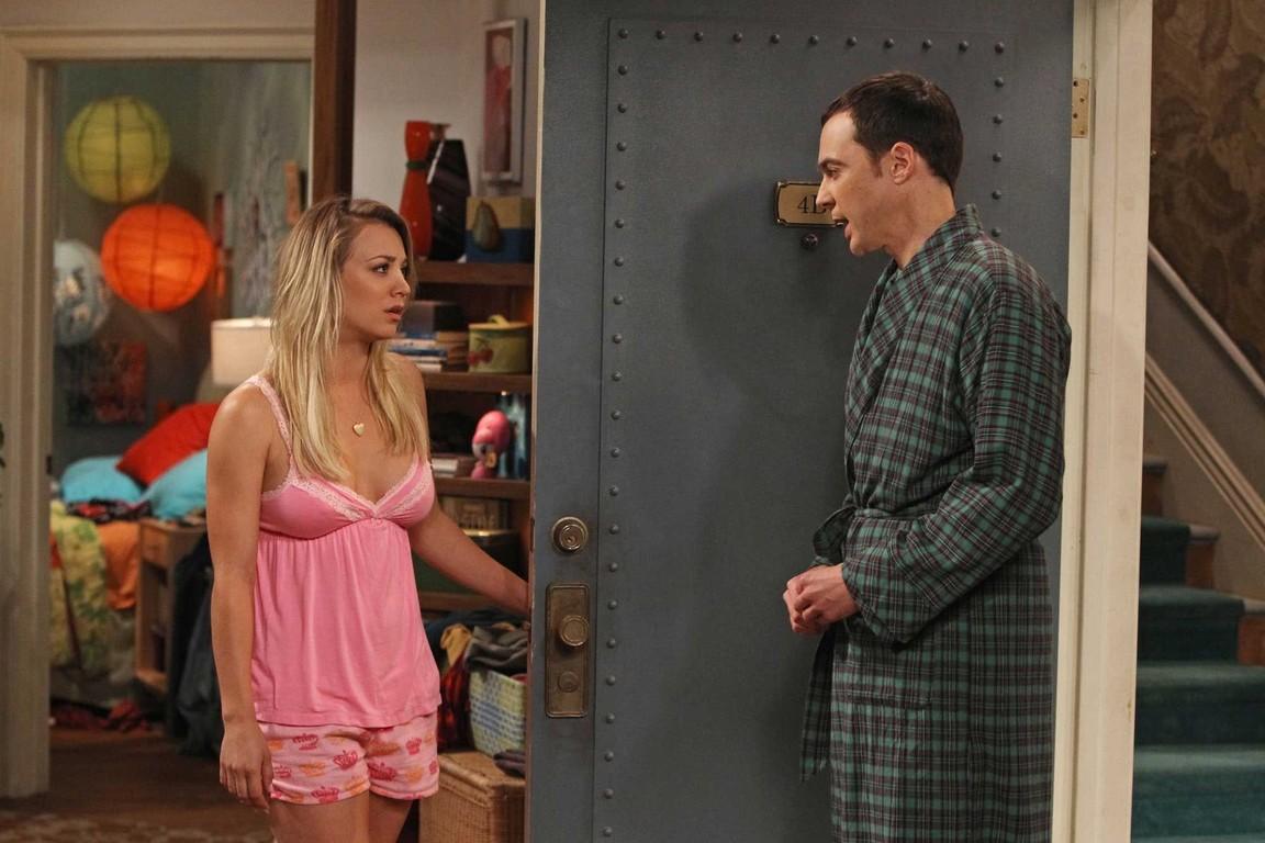 The Big Bang Theory - Season 7 Episode 01: The Hofstadter Insufficiency