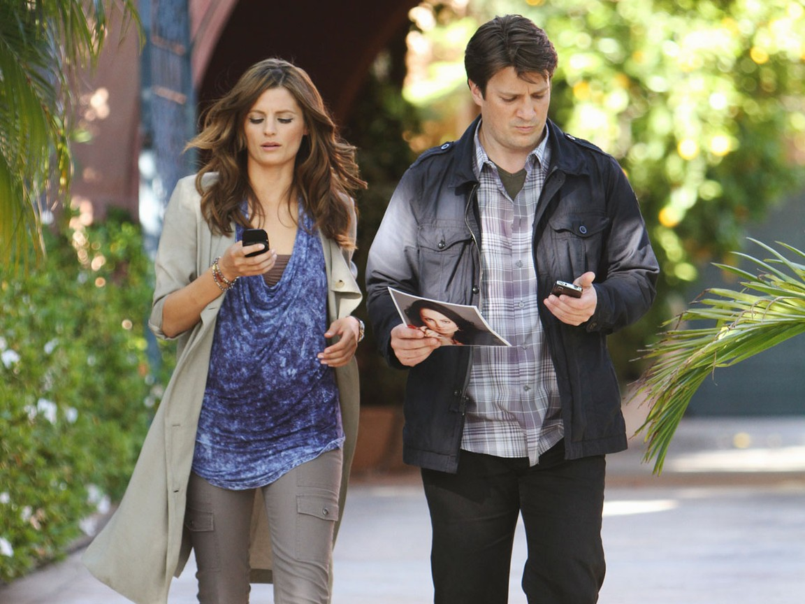 Castle - Season 3 Episode 22: To Love and Die in L.A.