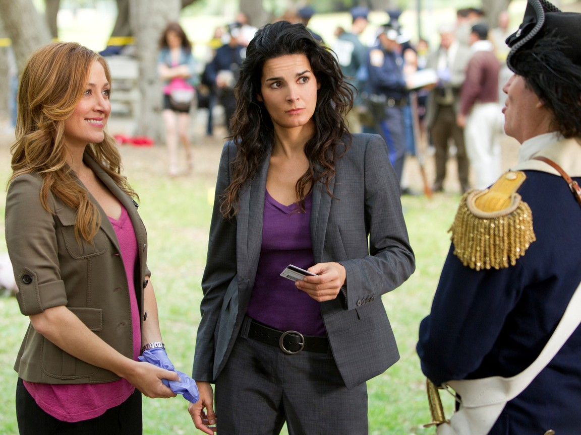 Rizzoli and Isles - Season 2 Episode 06 : Rebel Without a Pause