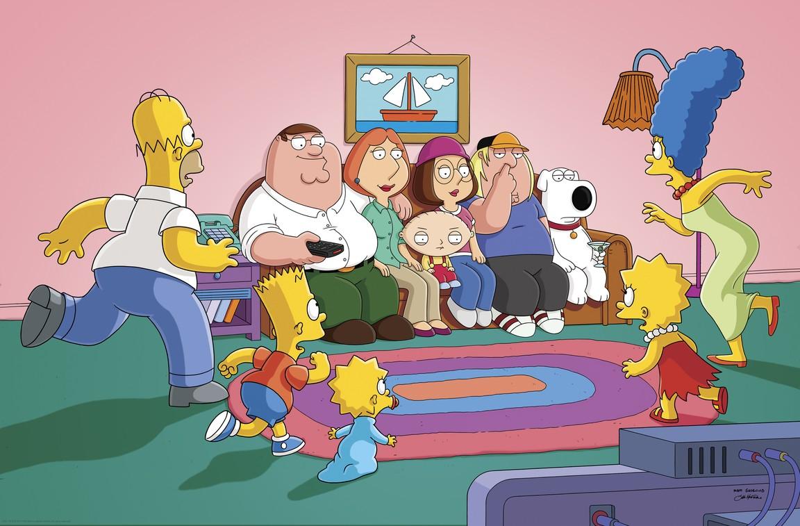 Family Guy - Season 13 Episode 1: The Simpsons Guy