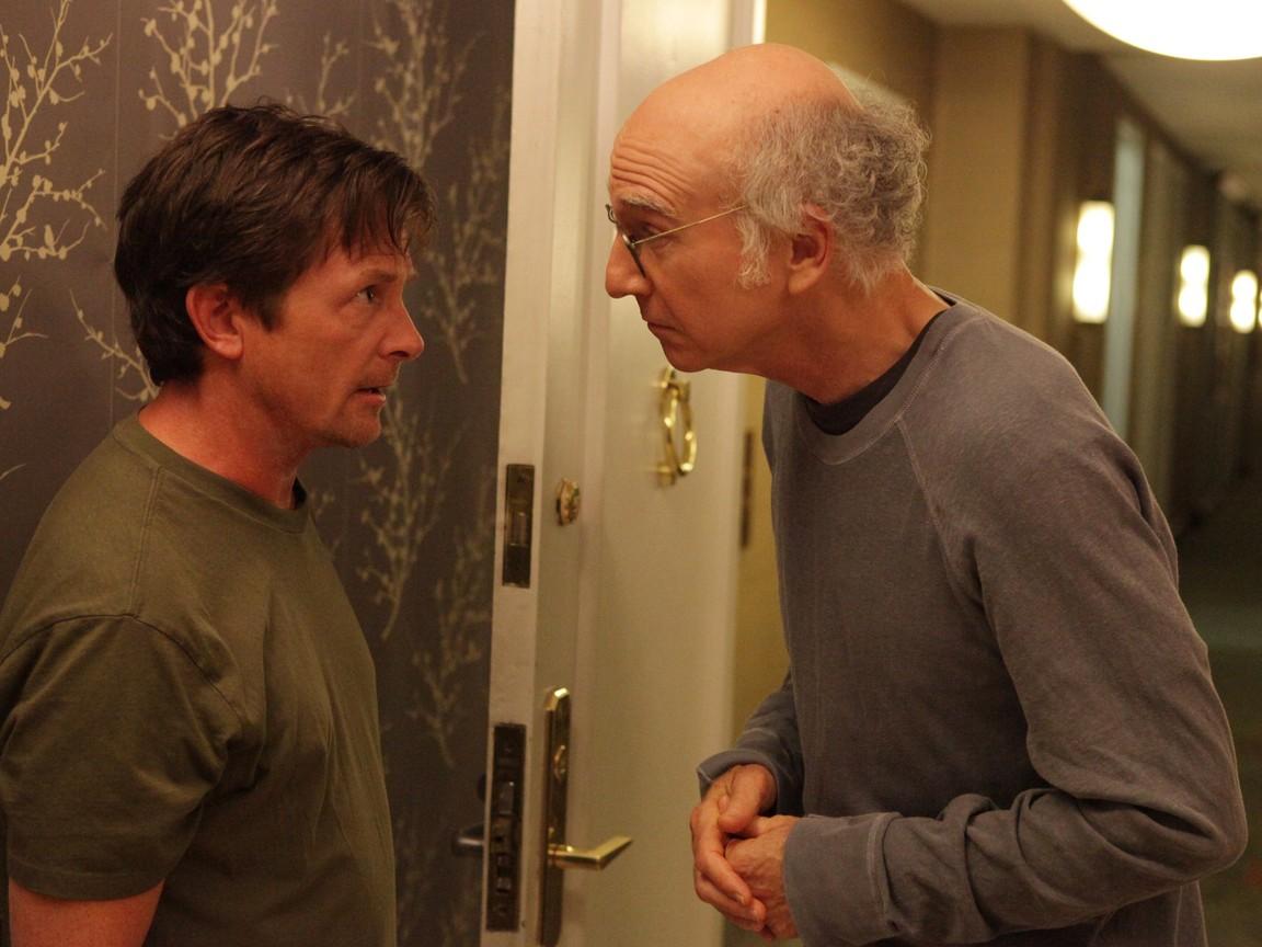 Curb Your Enthusiasm - Season 8 Episode 10: Larry vs. Michael J. Fox