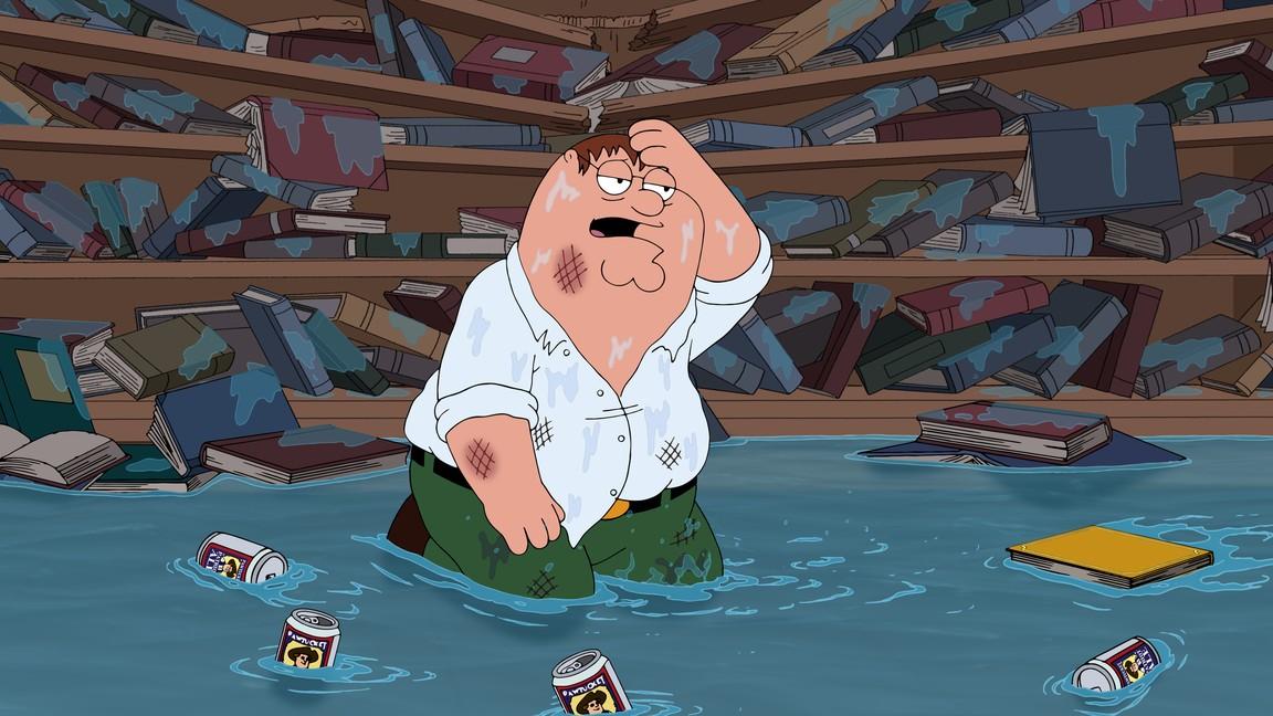 Family Guy - Season 14 Episode 14: Underage Peter