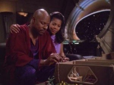 Star Trek: Deep Space Nine - Season 7 Episode 17: Penumbra