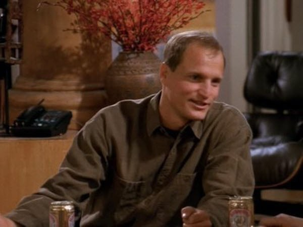 Frasier - Season 6 Episode 13: The Show Where Woody Shows Up