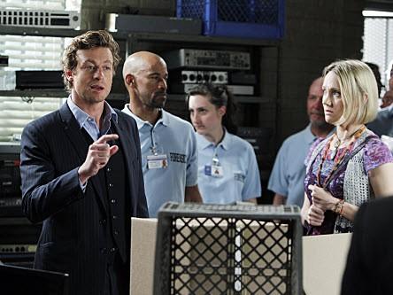 The Mentalist - Season 3 Episode 20 : Redacted