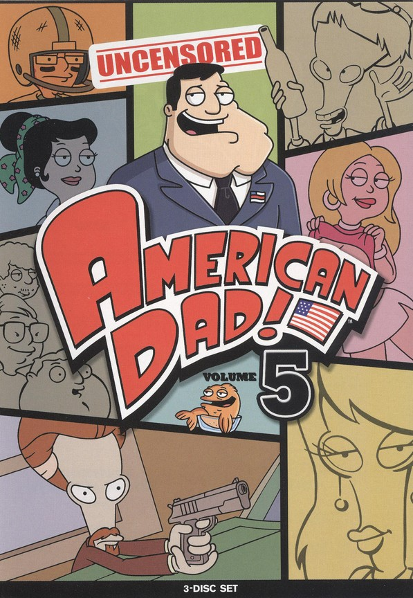 American Dad - Season 4 Episode 13: Jack's Back