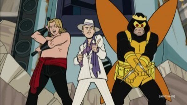The Venture Bros  - Season 5 Episode 06: Momma's Boys