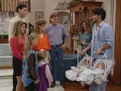 Full House - Season 5 Episode 11 - Nicky and or Alexander