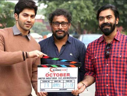October(2018) [Audio: Hindi]