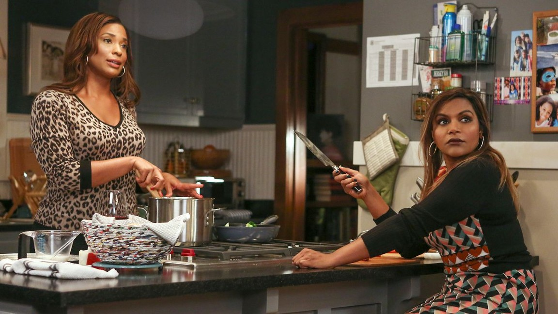 The Mindy Project - Season 5 Episode 10: Take My Ex-Wife, Please