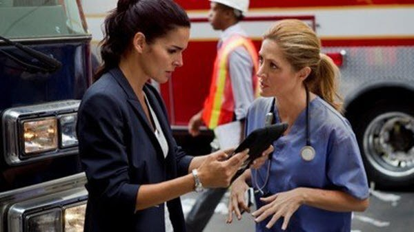 Rizzoli and Isles - Season 3 Episode 15: No More Drama in My Life