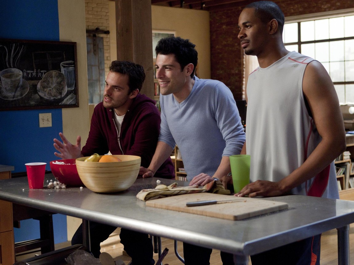 New Girl - Season 1 Episode 1: Pilot