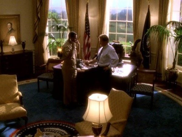 The West Wing - Season 1 Episode 02: Post Hoc, Ergo Propter Hoc