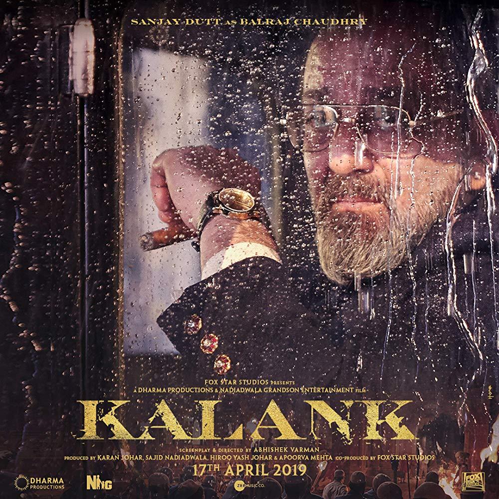 Kalank [Sub: Eng]