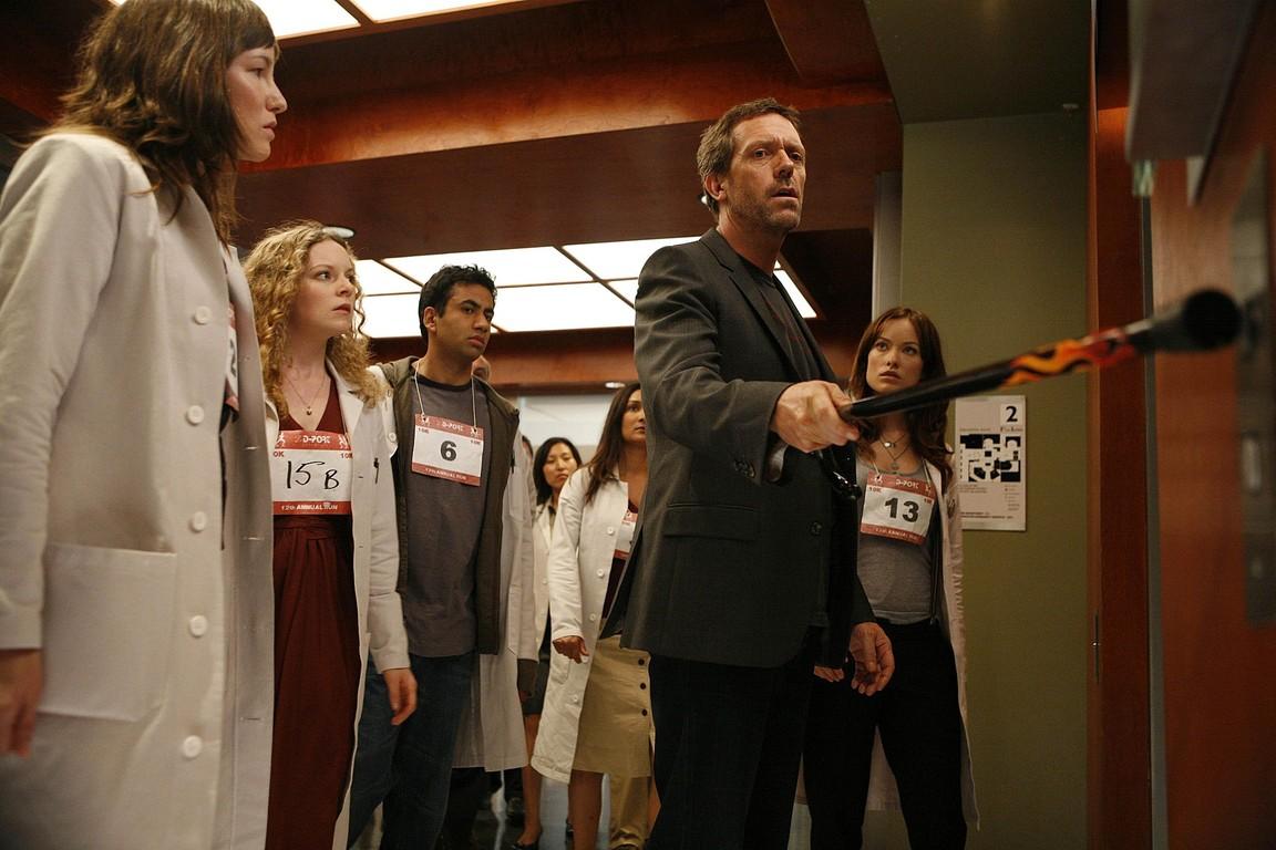 House M.D. - Season 4 Episode 02: The Right Stuff