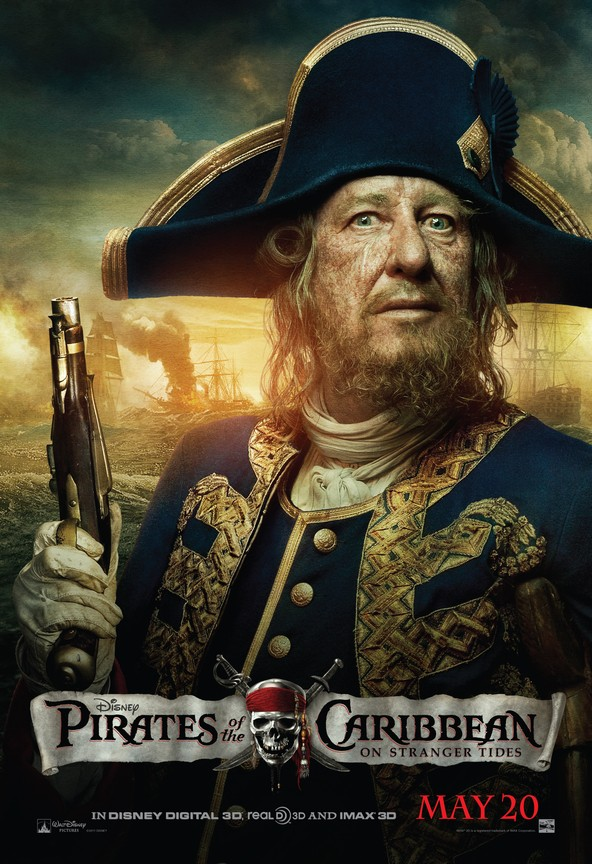 pirates of the caribbean on stranger tides 123movies