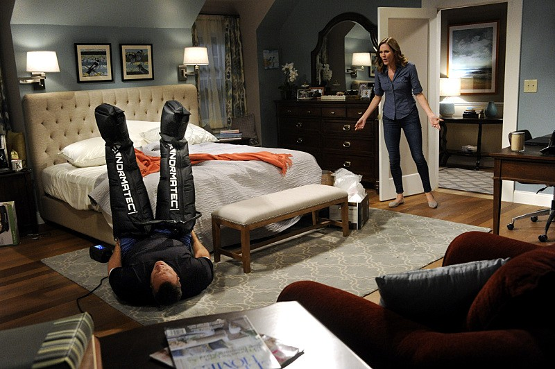 Kevin Can Wait - Season 1 Episode 02: Sleep Disorder