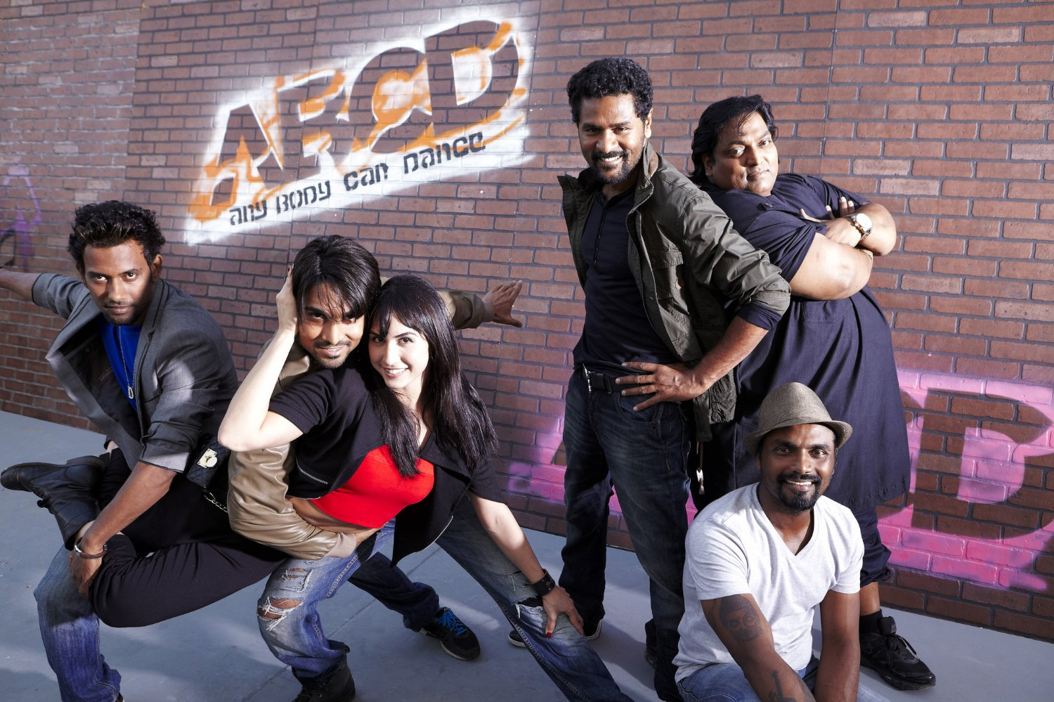 Abcd (any Body Can Dance)
