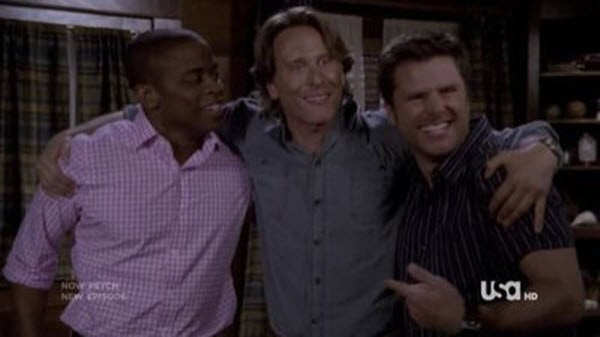 Psych - Season 3 Episode 05: The Greatest Adventure In The History Of Basic Cable