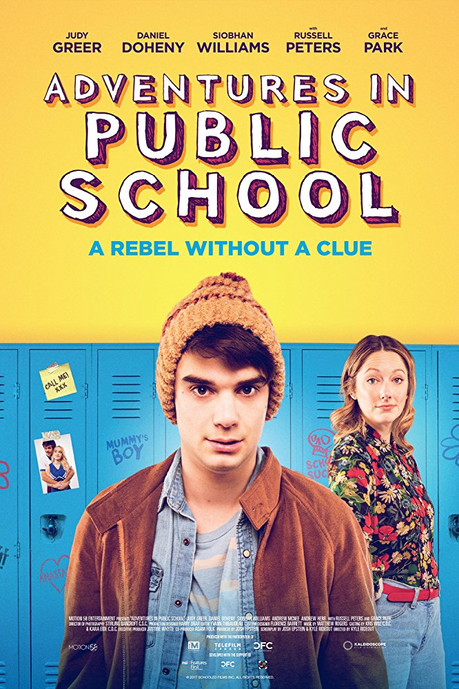 Public Schooled (Adventures in Public School)