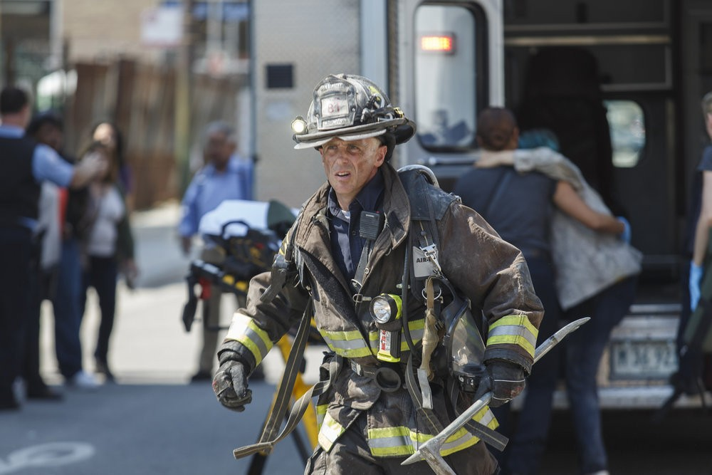 Chicago Fire - Season 5 Episode 03: Scorched Earth