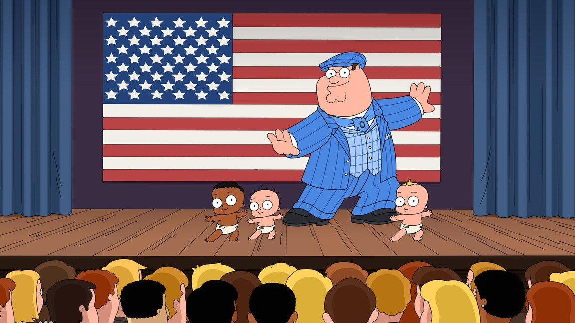 Family Guy - Season 15 Episode 13: The Finer Strings