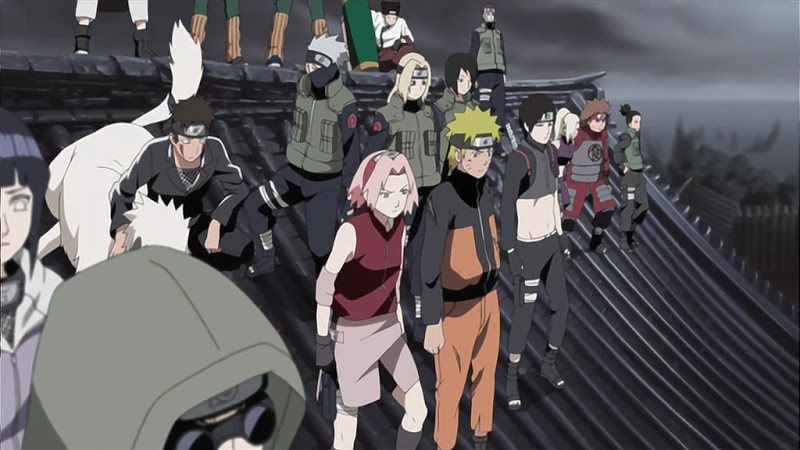 Naruto Shippuuden Movie 5: Blood Prison