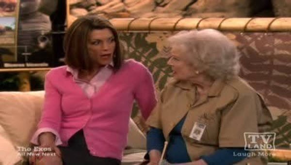 Hot in Cleveland - Season 3 Episode 07: Two Girls and a Rhino