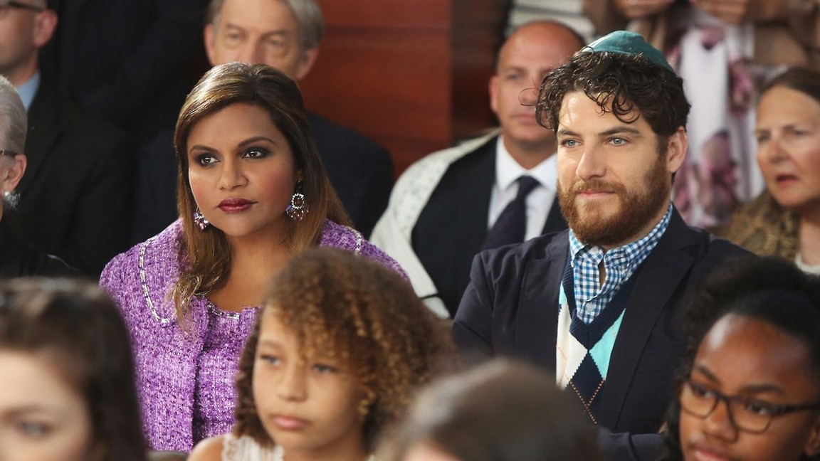 The Mindy Project - Season 5 Episode 09: Bat Mitzvah