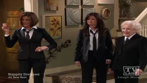 Hot in Cleveland - Season 2 Episode 14: Battle of the Bands